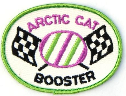 Yes, I am an Arctic Cat booster. Are you?