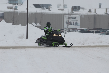 Is this a 2011 Arctic Cat?