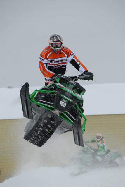 Cory Davis, CBR/Team Arctic pro racer for 2010