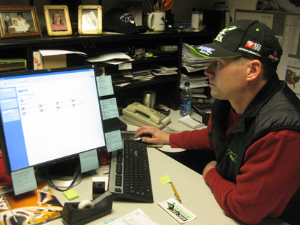 Troy Halvorson, High Performance Project Team Manager at Arctic Cat