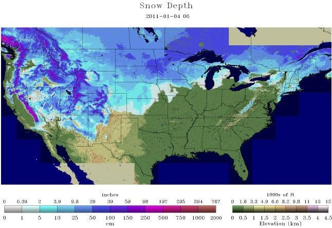snow depth 1.04.11