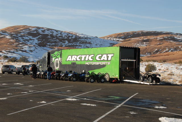 2010 Arctic Cat ATVs in Moab, Utah