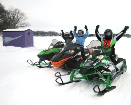 Sandberg's Sunday Ride