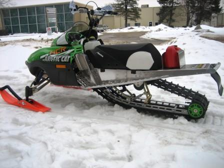 Prototype Arctic Cat 120 M Series?