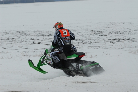 Arctic Cat's Ryan Huston