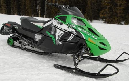 CPSC Recall on 2010 Arctic Cat Models