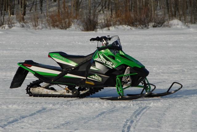 Arctic Cat Sno Pro 500