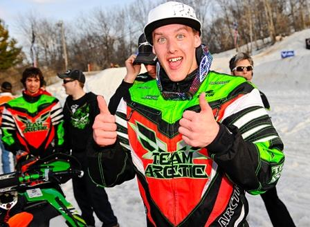 Cody Thomsen, Semi Pro Snocross Champion
