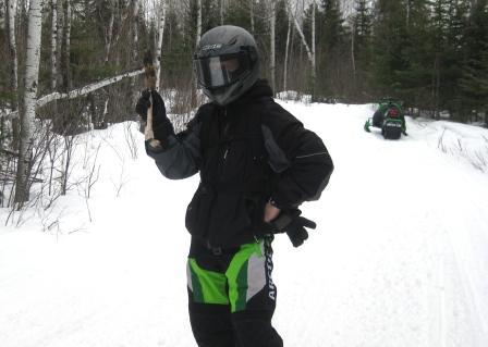 Trail kill?