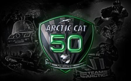 Arctic Cat 50th Anniversary Celebration