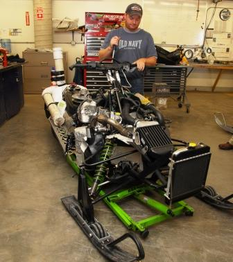 Prototype F1100 Turbo for Summer Fun
