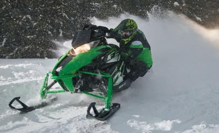 2012 Arctic Cat F1100