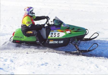 Roger Skime, VP of Engineering at Arctic Cat