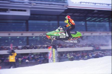 Blair Superman Morgan at Canterbury in 1998