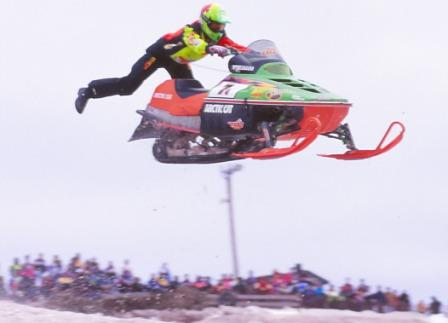 Blair Superman Morgan at Duluth 1997