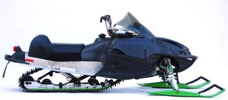 Firecat prototype
