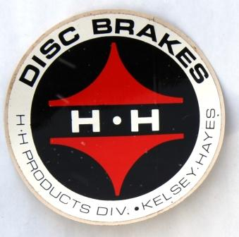 K-H snowmobile brakes