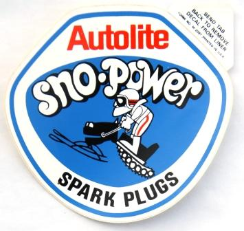 Autolite snowmobile sparkplugs