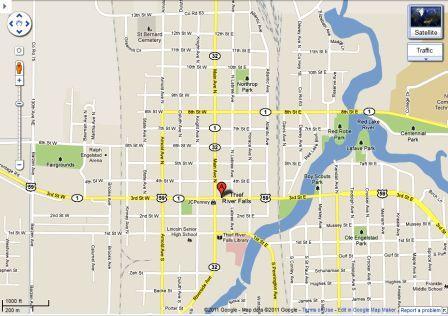 Thief River Falls Minnesota