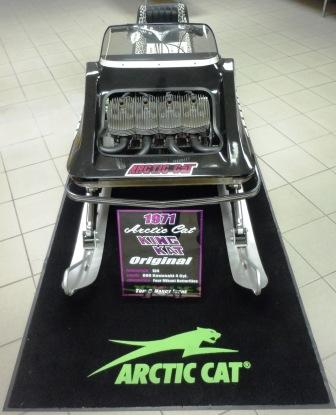 Tom Ische's Arctic Cat King Kat 4-cylinder 800