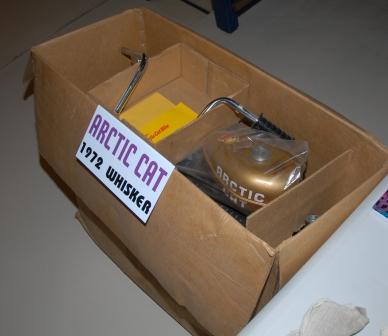 Arctic Cat 50th Anniversary Pre-Party Pix