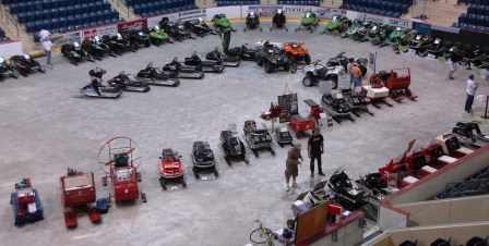 Arctic Cat 50th Anniversary Pre-Party Pix