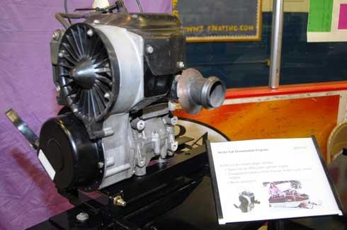 Prototype 295cc single