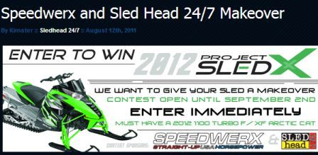 Speedwerx contest