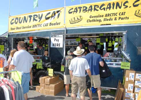 Country Cat at 2011 Hay Days