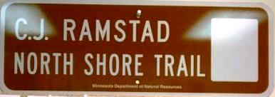 C.J. Ramstad Trail Dedication