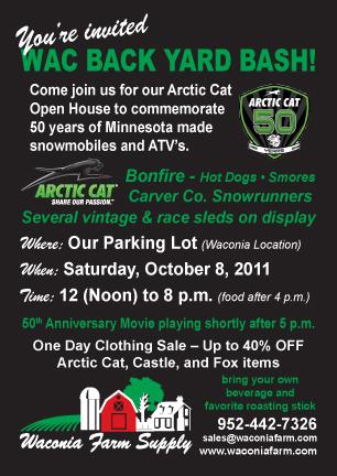 Waconia Arctic Cat dealership