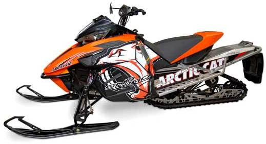 Sabertooth and Arctic Cat graphics kits