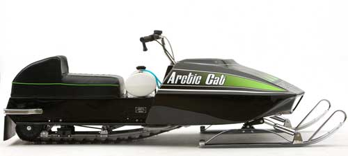 1974 Arctic Cat Sno Pro 440 from the Ische Family collection
