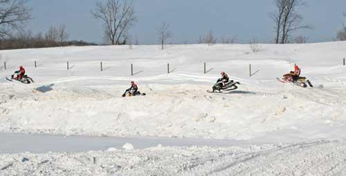 ERX Learn-2-Ride Snocross Clinic
