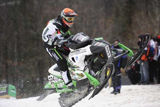 Team Arctic's Kyle Pallin