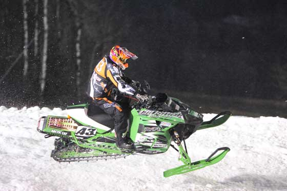 Team Arctic/CBR Pro Logan Christian at Duluth
