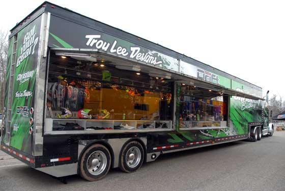 CBR vending trailer