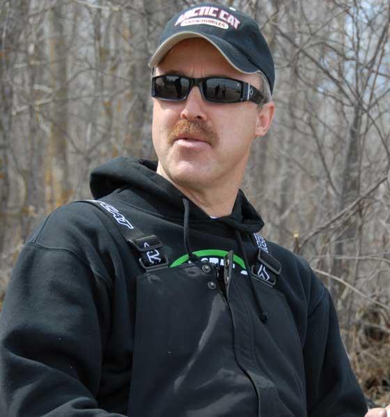 Kevin Thompson, Arctic Cat Engineer