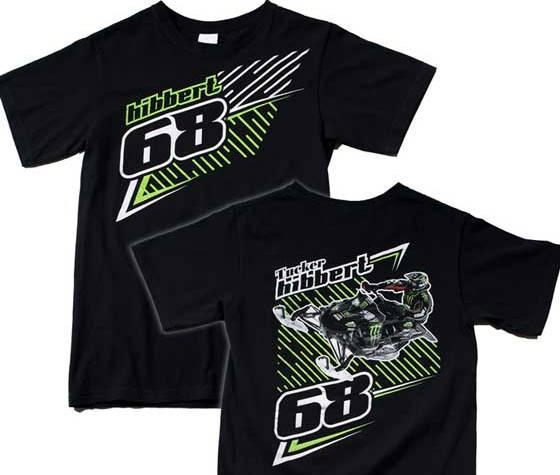 Tucker Hibbert 2012 Merchandise