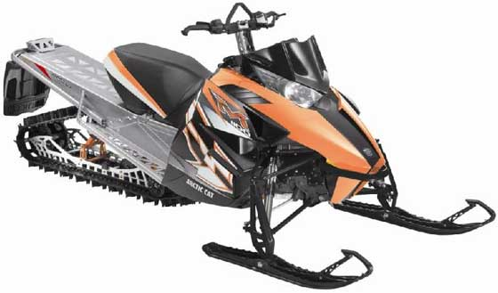 2012 Arctic Cat M snowmobile