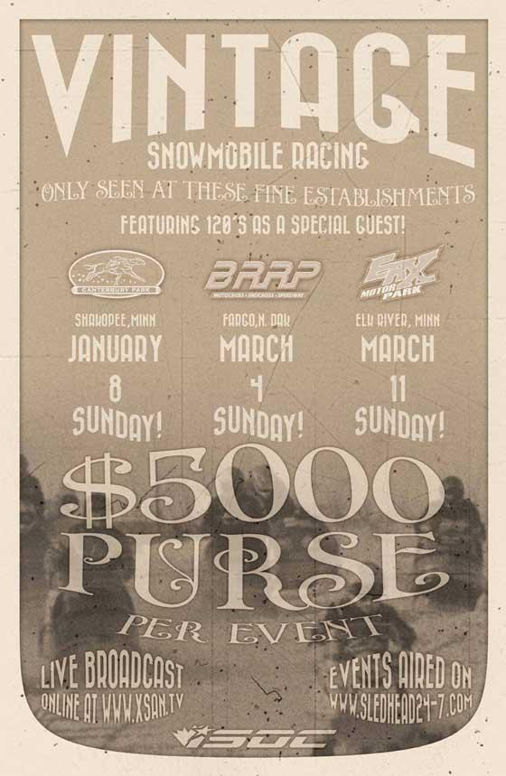 Vintage ISOC races