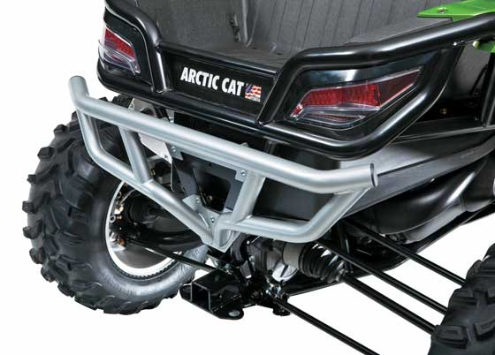 Arctic Cat Wildcat Aluminum Rear Bumper