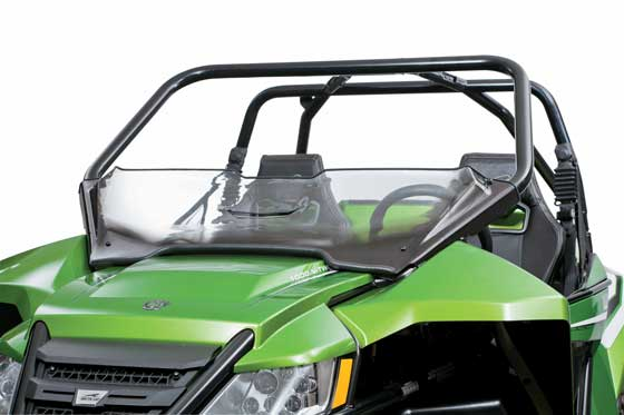 Arctic Cat Wildcat Half-Windshield