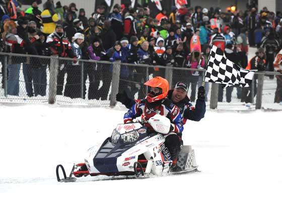 2012 World Champion Nick Van Strydonk