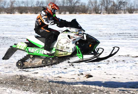 Erik Bute, Team Arctic Cat and DRIFT