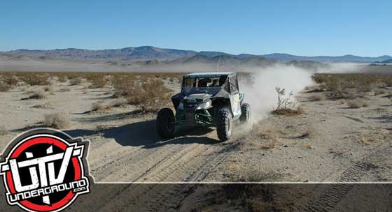 Arctic Cat Wildcat wins King of Hammers race