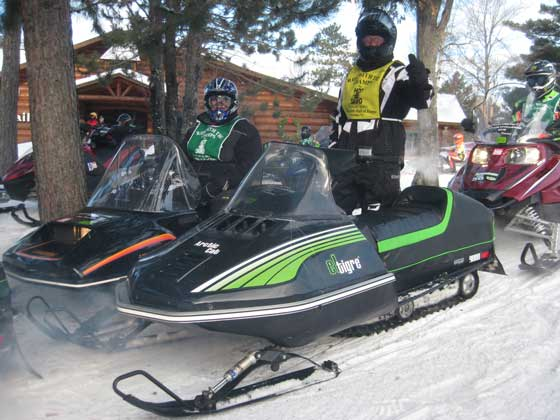Arctic Cat legend Jim Dimmerman, photo by arcticinsider.com