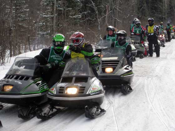 2012 Snowmobile Hall of Fame, photo by ArcticInsider.com