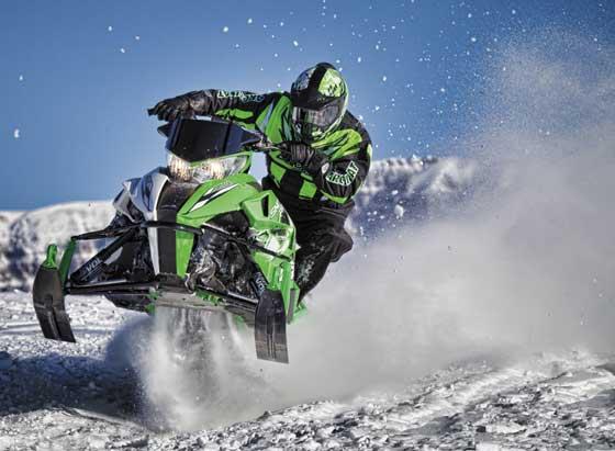 2013 F800 Sno Pro RR Arctic Cat snowmobile