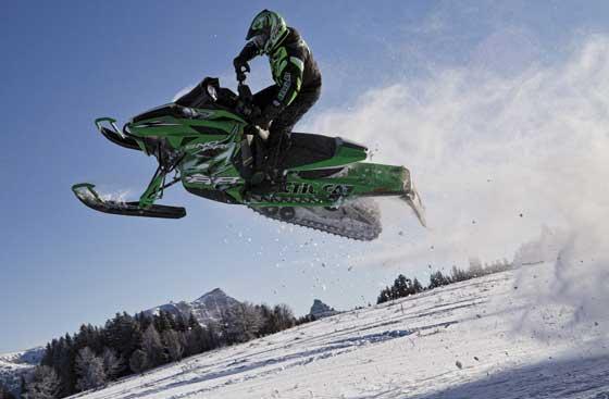 2013 Arctic Cat F800 Sno Pro RR snowmobile